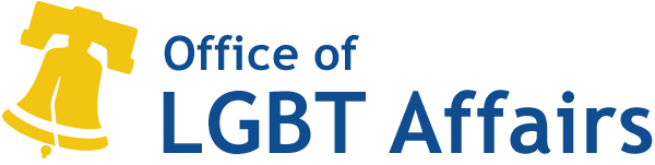 Office of LGBT Affairs, City of Philadelphia logo