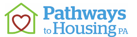 Logo for Pathways to Housing PA